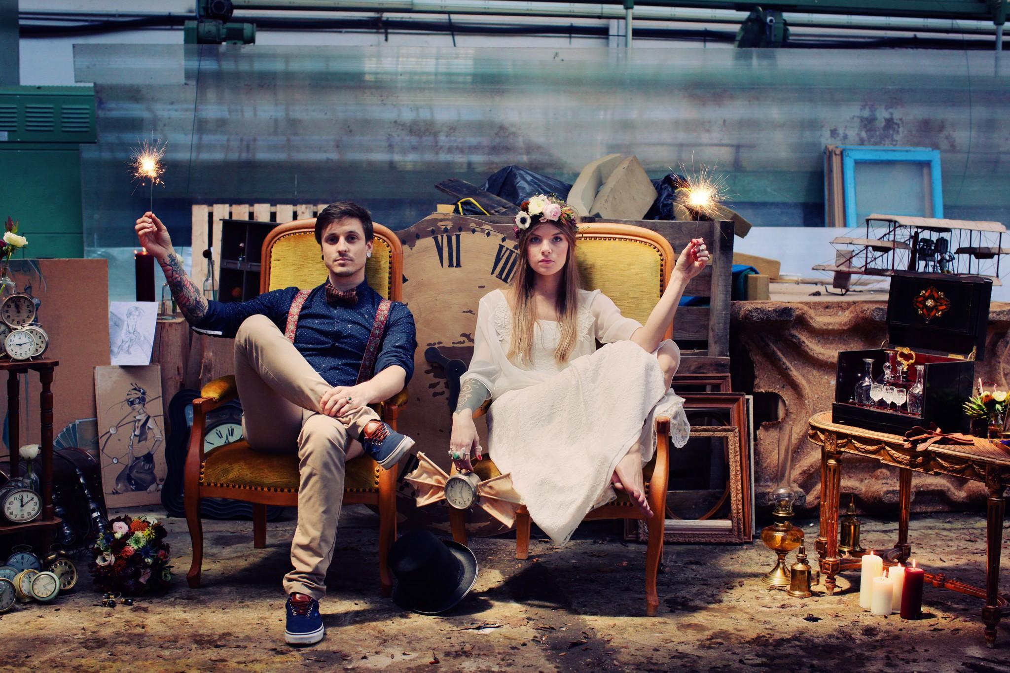 floriane caux photographe mariage toulouse funky wedding - Photographe Mariage Haute Garonne