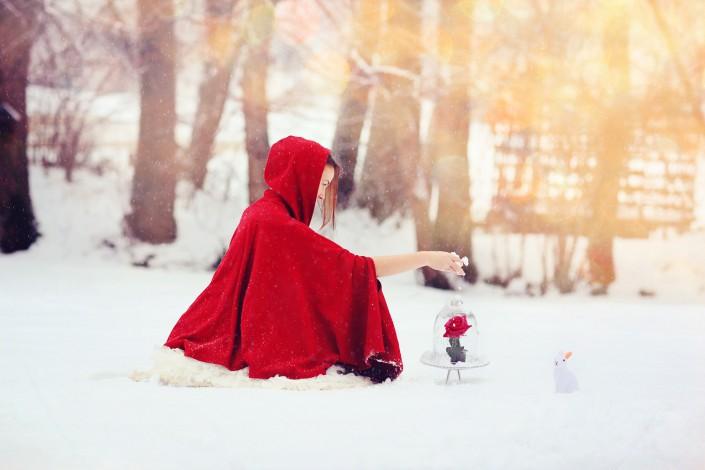 mariage hiver à Annecy, Haute-Savoie