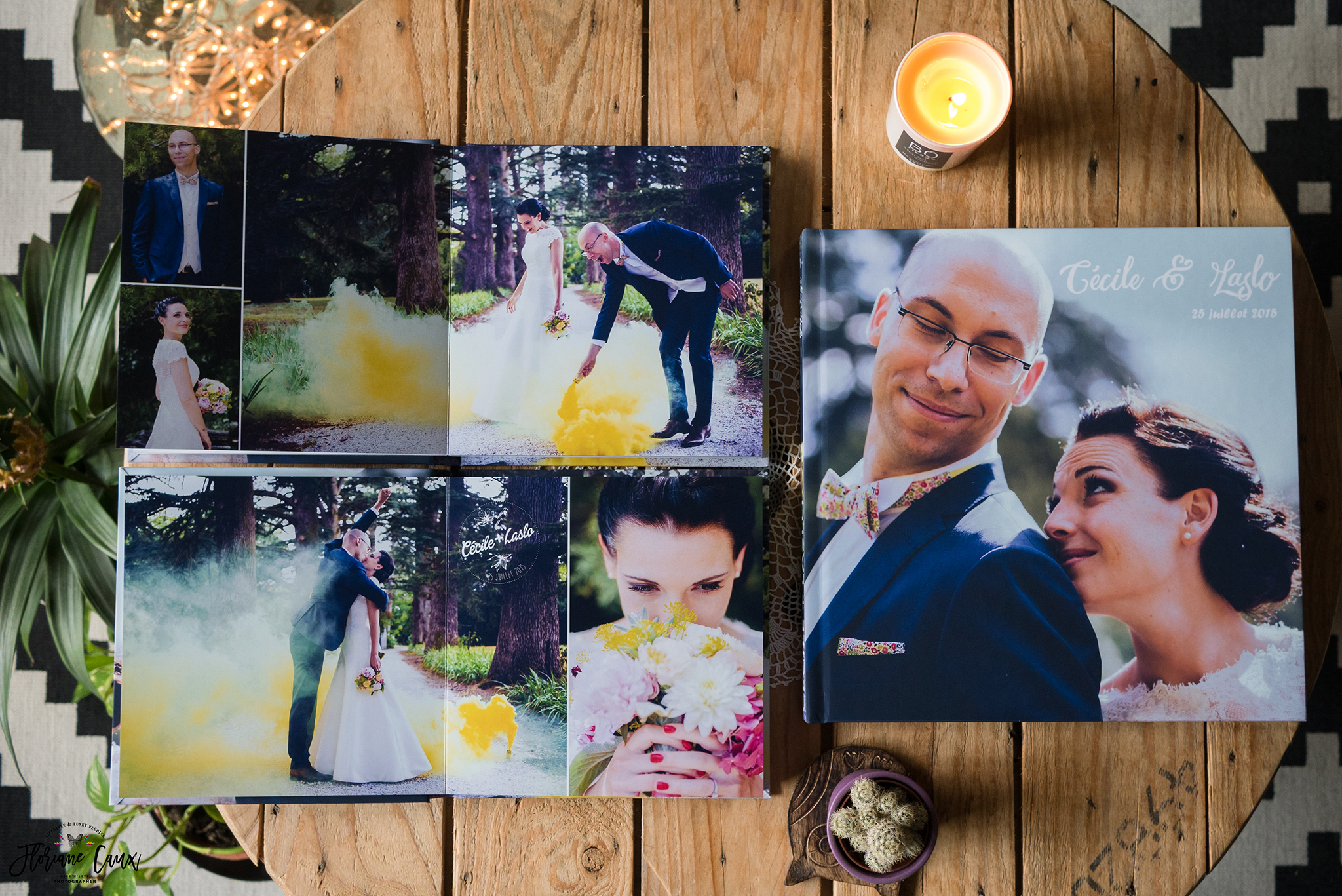pack album photo mariage pour les parents