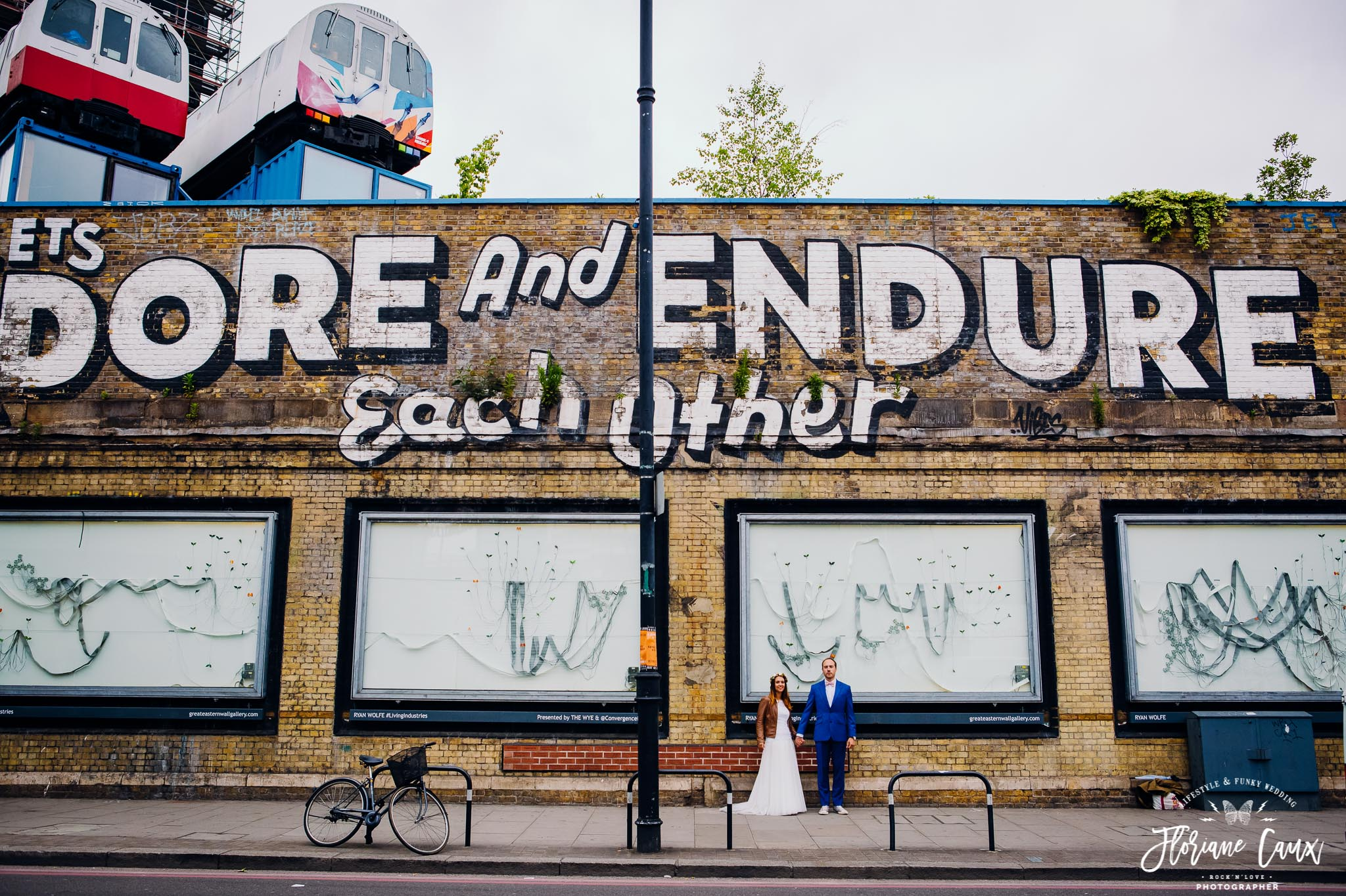 wedding in London shoreditch best photographer Floriane Caux