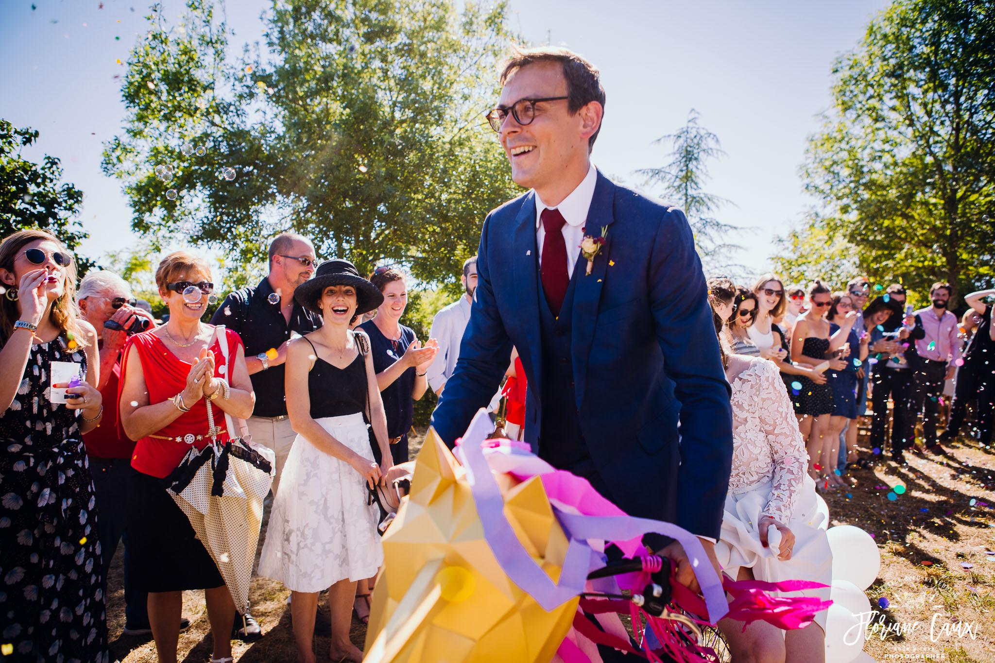 mariage-festival-cahors-ceremonie-laique-velo-licorne-10