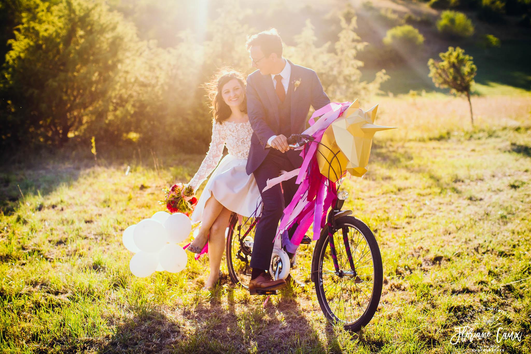mariage-festival-cahors-ceremonie-laique-velo-licorne-8