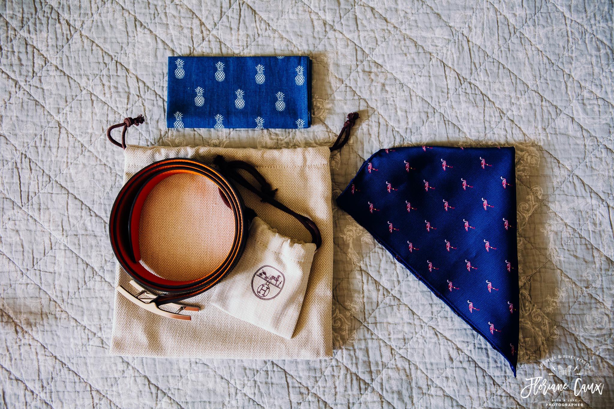 accessoire du marié mariage à avignon