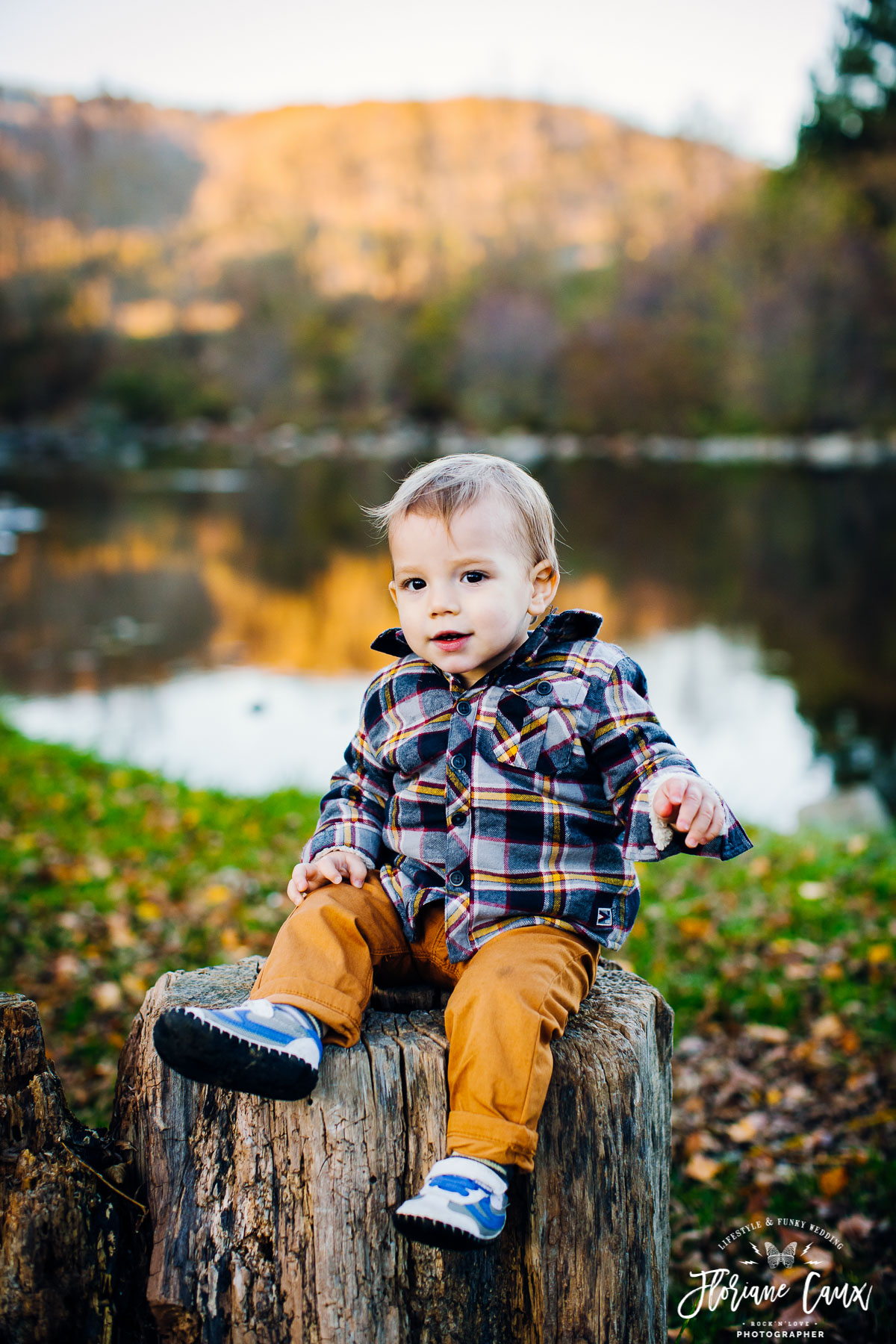 photographe enfant et bébé en ariège