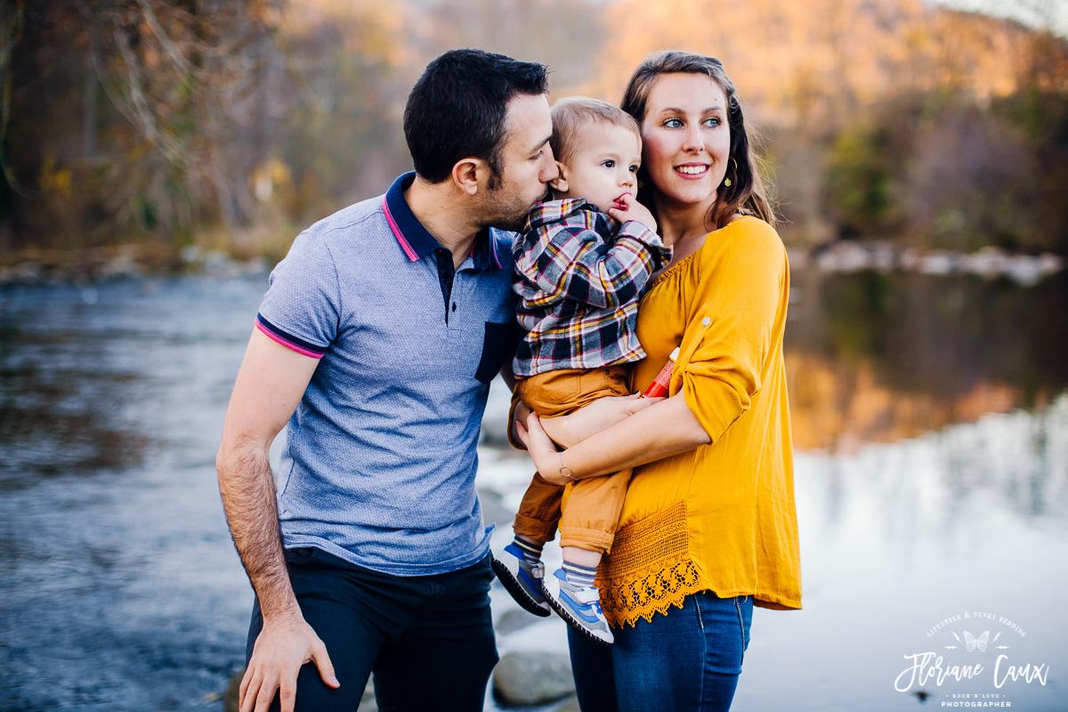 séance famille à foix