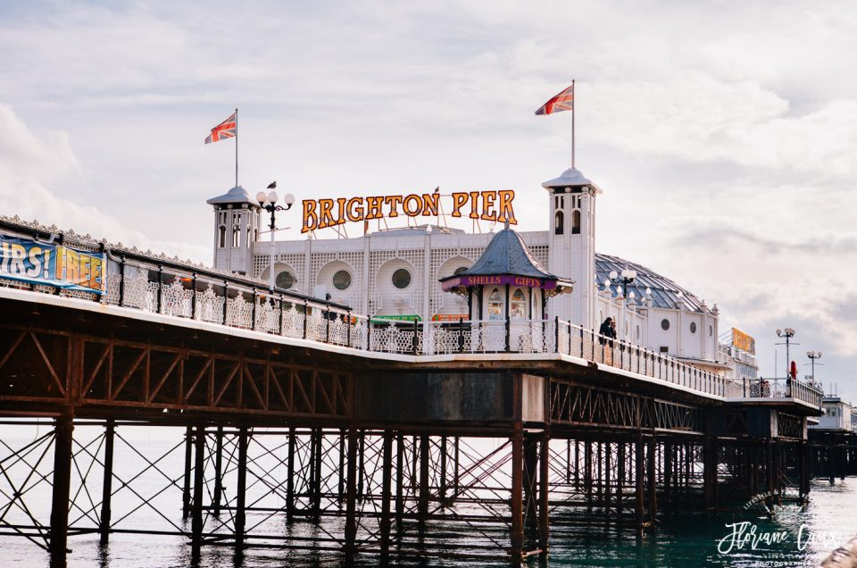 Brighton, mon Amour - Destination photographer