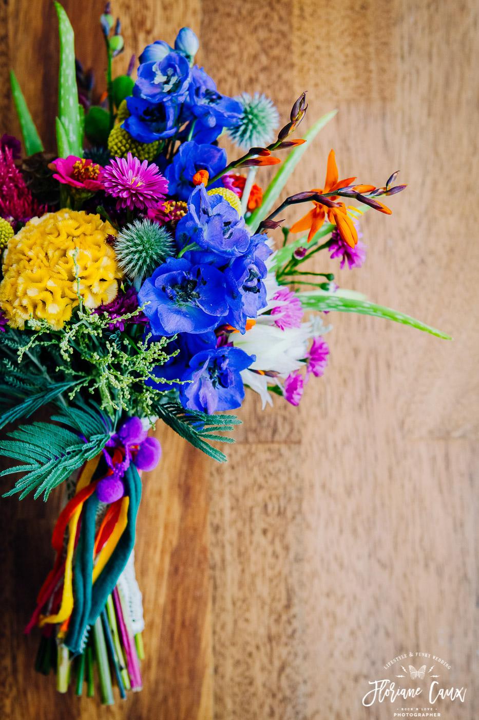 bouquet de la mariée par Kimua, biarritz