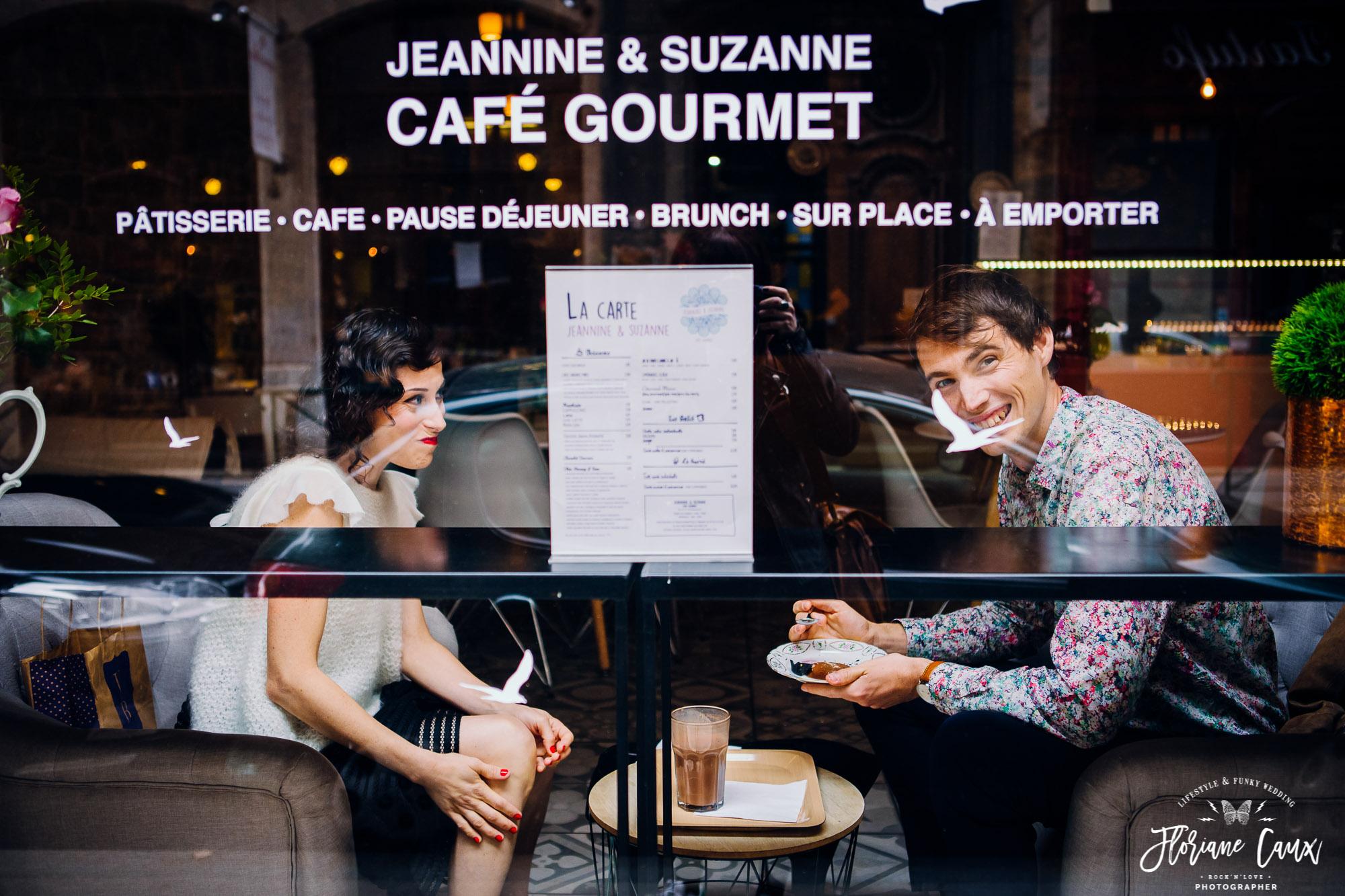 Séverine+Bastien - day after à Lyon