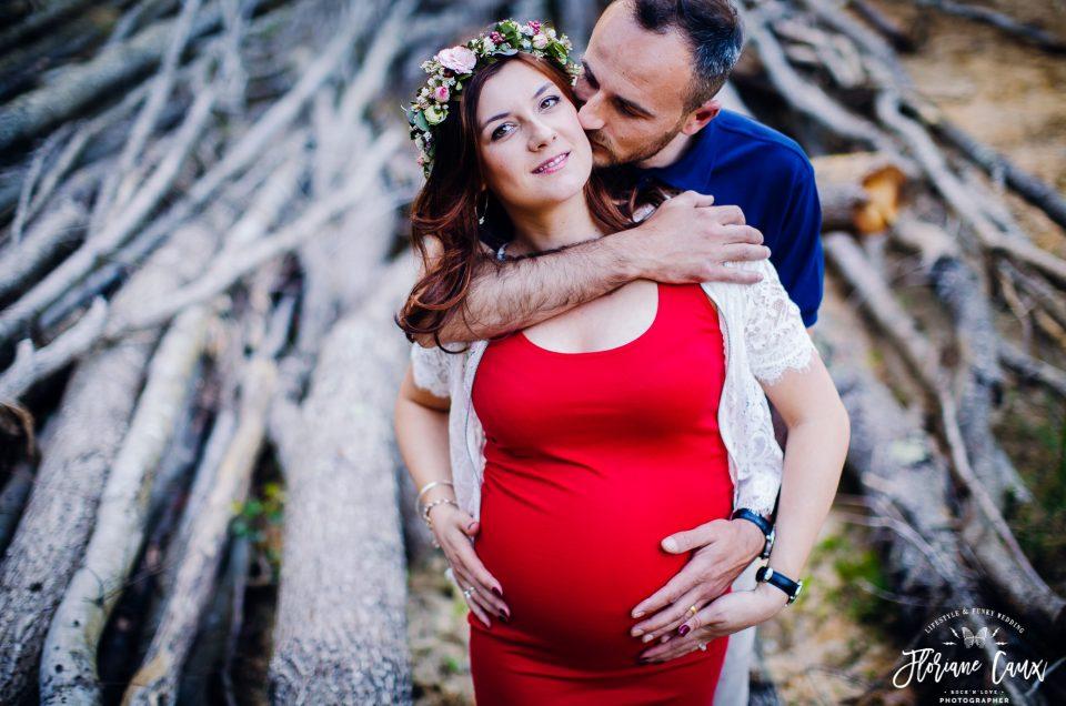 {Photographe Toulouse} Séance grossesse en Ariège !