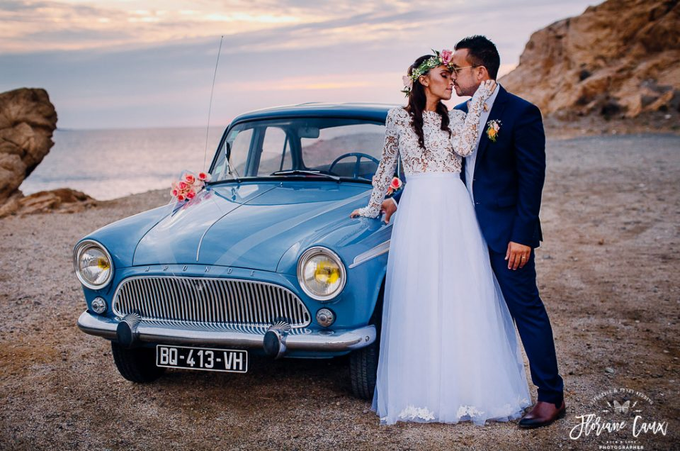{Mariage Corse à Île-Rousse} Emma + Luc