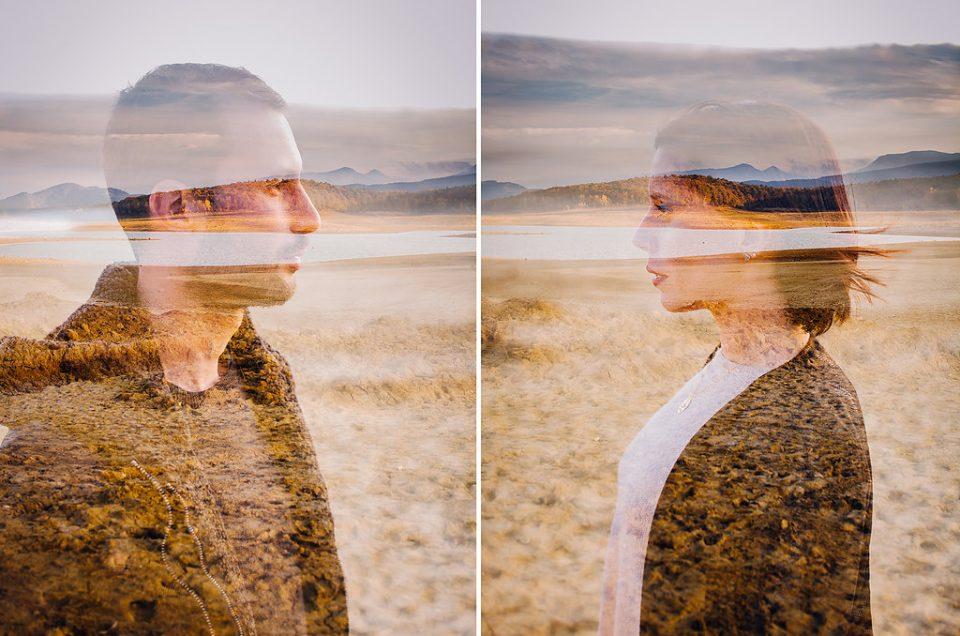 {Séance couple à Toulouse} Dans la Death Valley Pyrénéenne